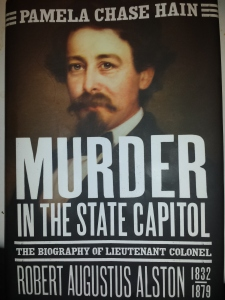 Murder in the State Capitol