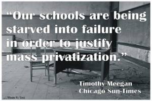 Georgia Schools - Privatization